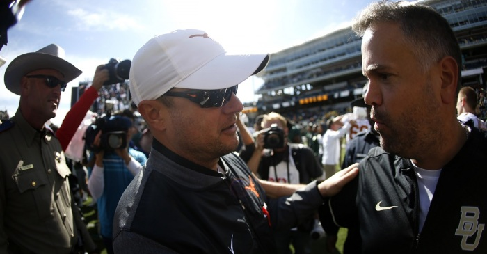 A surprising college coach is now a candidate for a head coaching job in the NFL