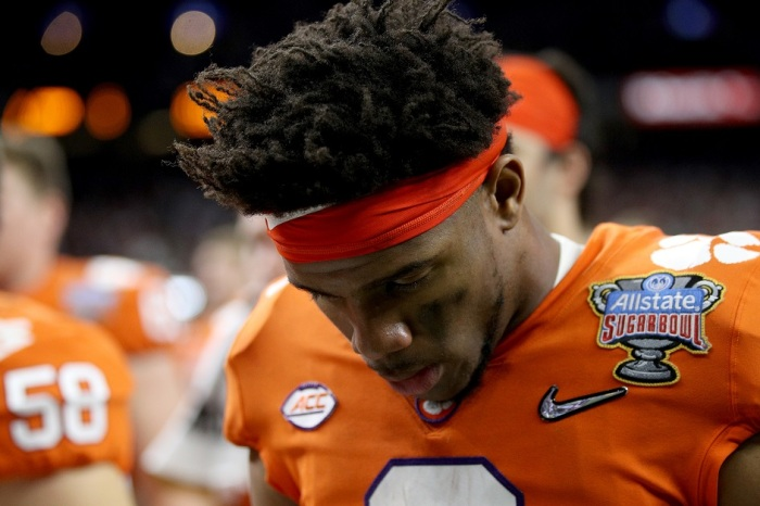 ESPN analyst says Clemson will have a new starting QB next year