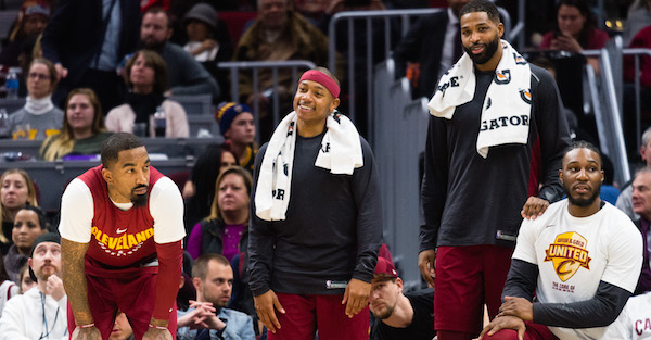 Cleveland Cavaliers blow up the team in second blockbuster trade deadline deal