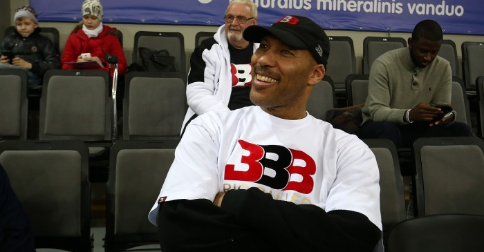 LaVar Ball will become assistant coach for sons' team