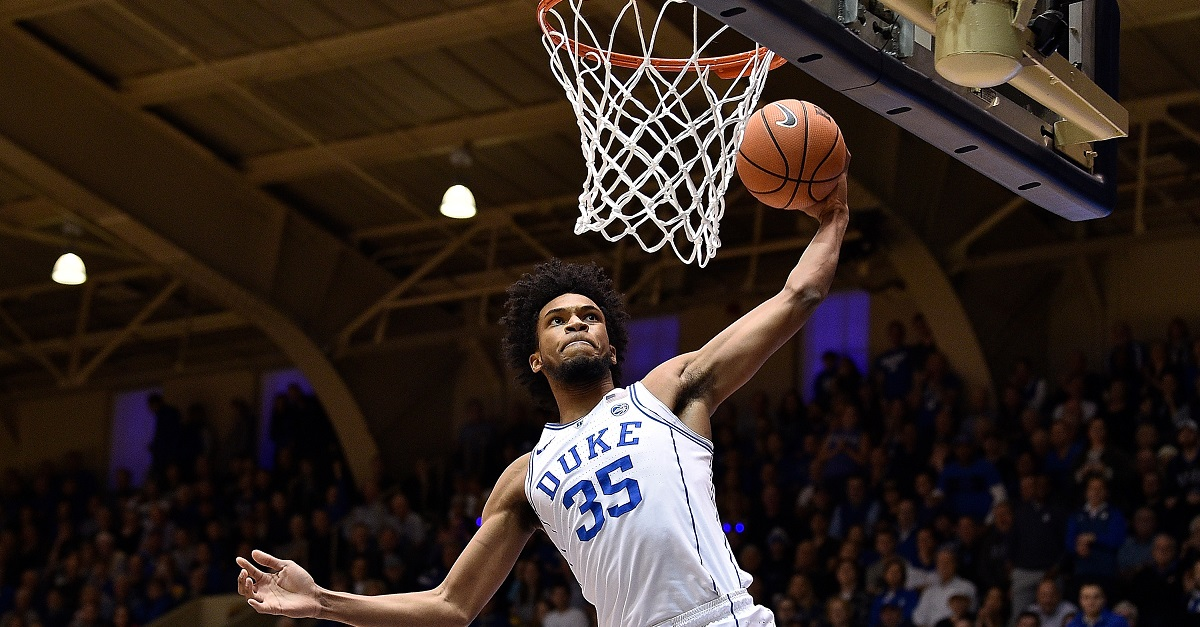 Freshman phenom Marvin Bagley ties Duke school record with latest performance