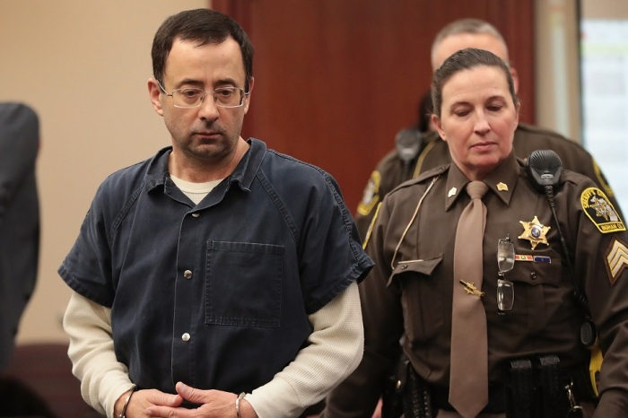 Michigan State reportedly failed to hand over Larry Nassar documents despite investigations