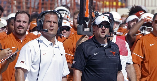 Texas coordinator reportedly lands huge deal after overtures from rival powerhouses