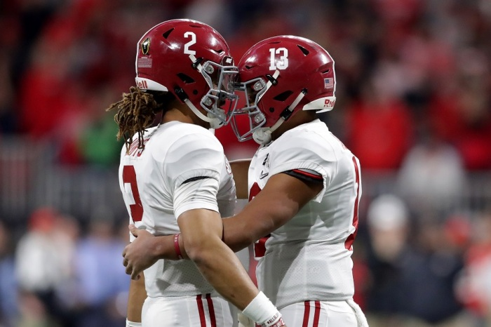 Tua Tagovailoa, Jalen Hurts Reunite for Inspiring Commercial
