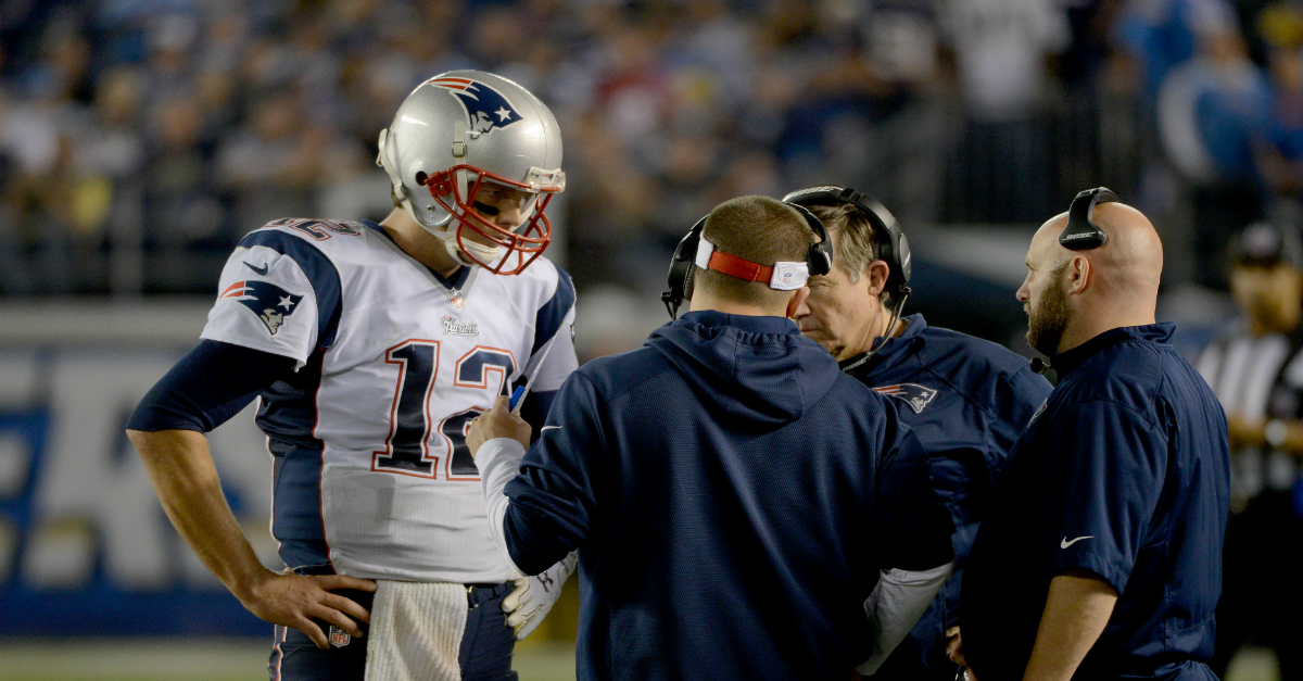 Sportsbook has taken drastic action after Tom Brady's reported hand injury