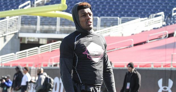 Nation's No. 1 overall recruit Kayvon Thibodeaux names schools that he knows will make his list