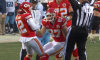 Kelce ruled out