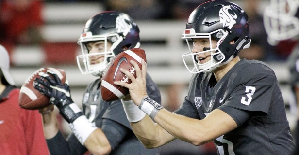 Washington State's Luke Falk to honor fallen teammate Tyler Hilinski at the Senior Bowl
