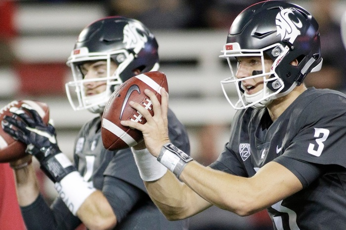 Washington State's Luke Falk to honor fallen teammate Tyler Hilinski at the Senior Bowl