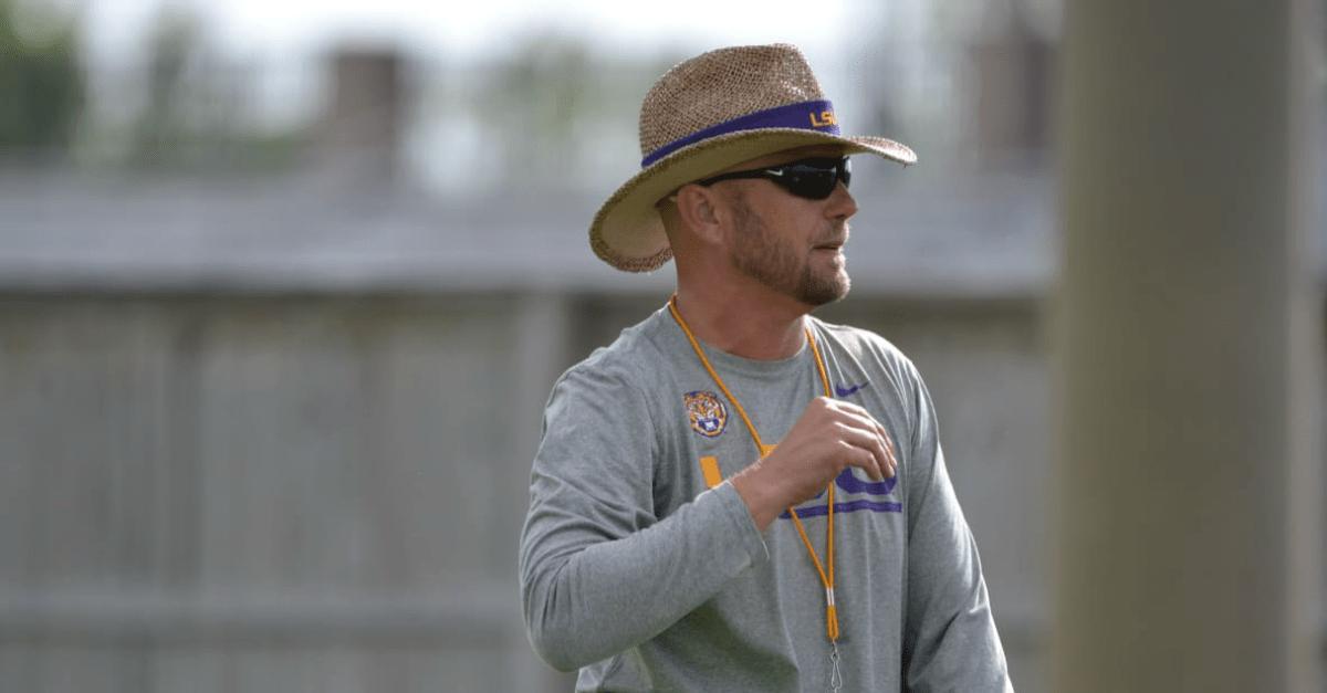 Former LSU coach reportedly taking job with Big Ten program