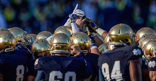"Notre Dame DE transferring to one ""National Championship"" team"