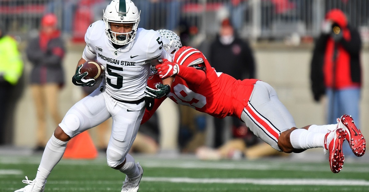 Son of former Super Bowl champion transferring out of Big Ten program