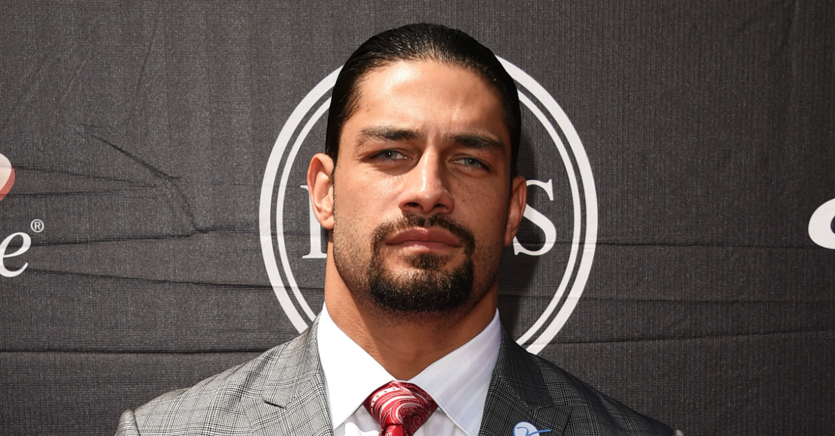 DEA weighs in on Roman Reigns and alleged PED link