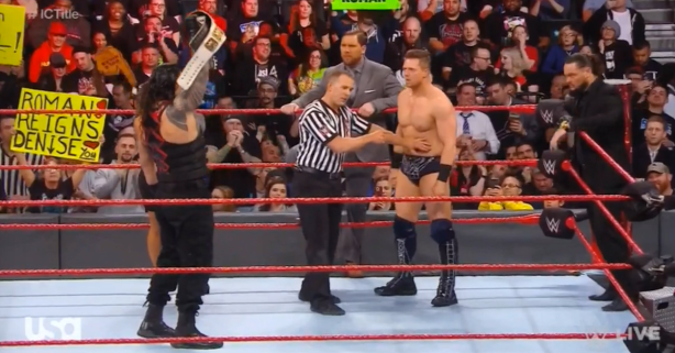 WWE Monday Night Raw results: New Intercontinental champion crowned on Raw 25