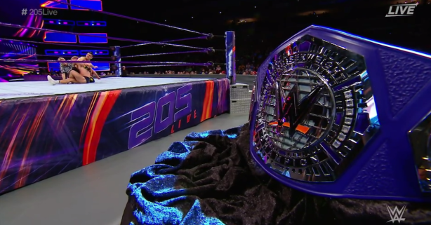 Former champion makes his main roster debut in Cruiserweight championship tournament