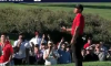 Tiger Woods yell