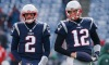 Tom Brady and Brian Hoyer