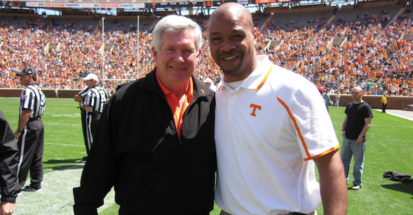 Former Tennessee coach finds new job with his alma mater
