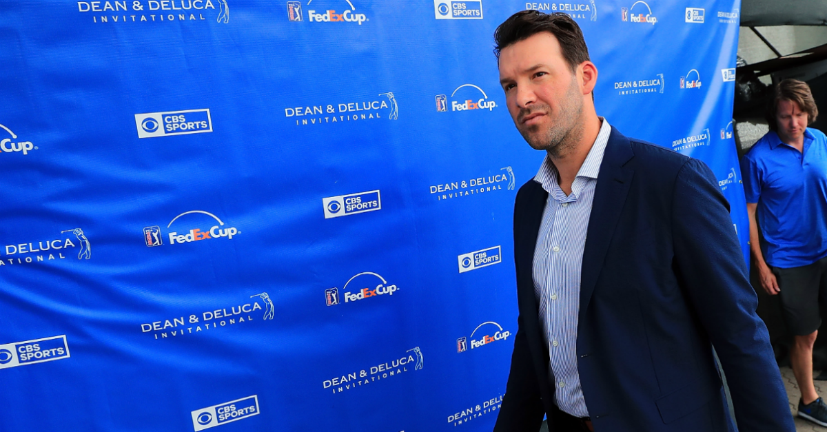 Analyst took a brutally honest shot at Tony Romo's career on NFL Network