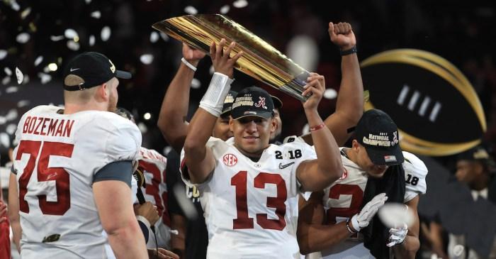 """Dear Tua"": An Open Letter to Alabama's Greatest Quarterback"
