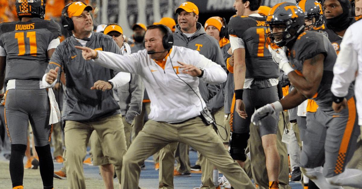 Butch Jones' former top assistant finds new job