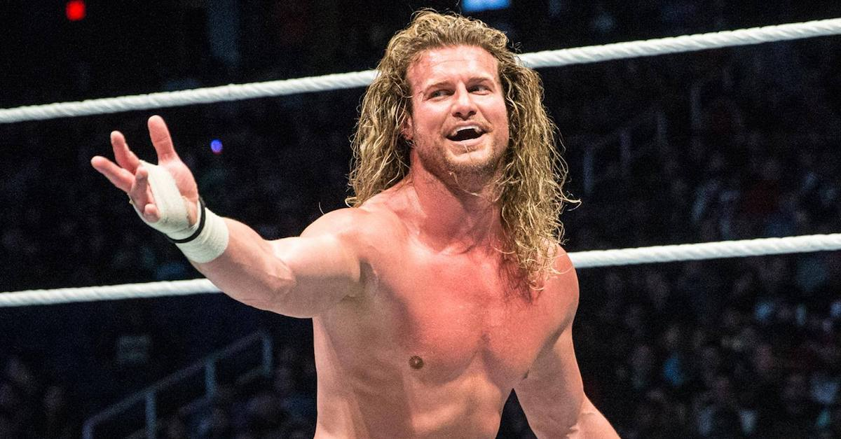 Dolph Ziggler Smackdown Live NXT