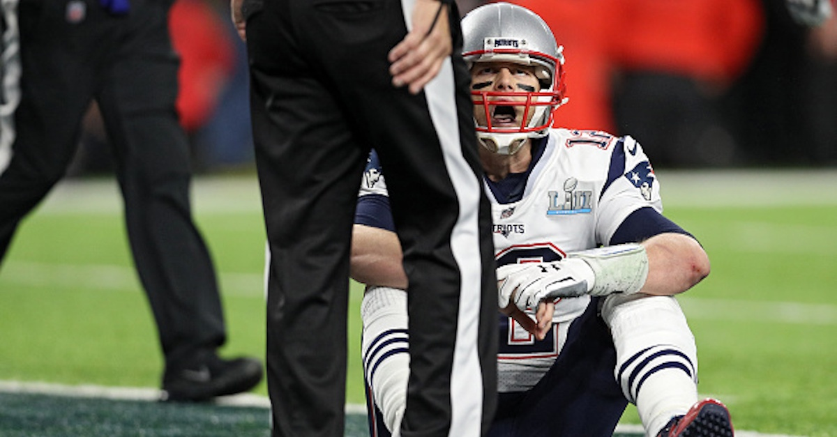 FOX Sports analyst has the worst take on Tom Brady after loss in Super Bowl LII