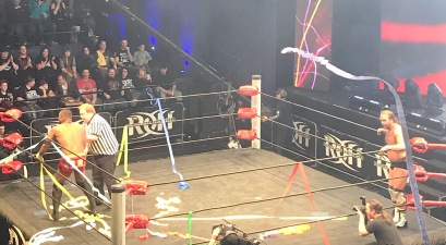 New champion crowned at Ring of Honor Atlanta tapings