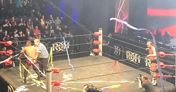New champion crowned at Ring of Honor Atlanta tapings