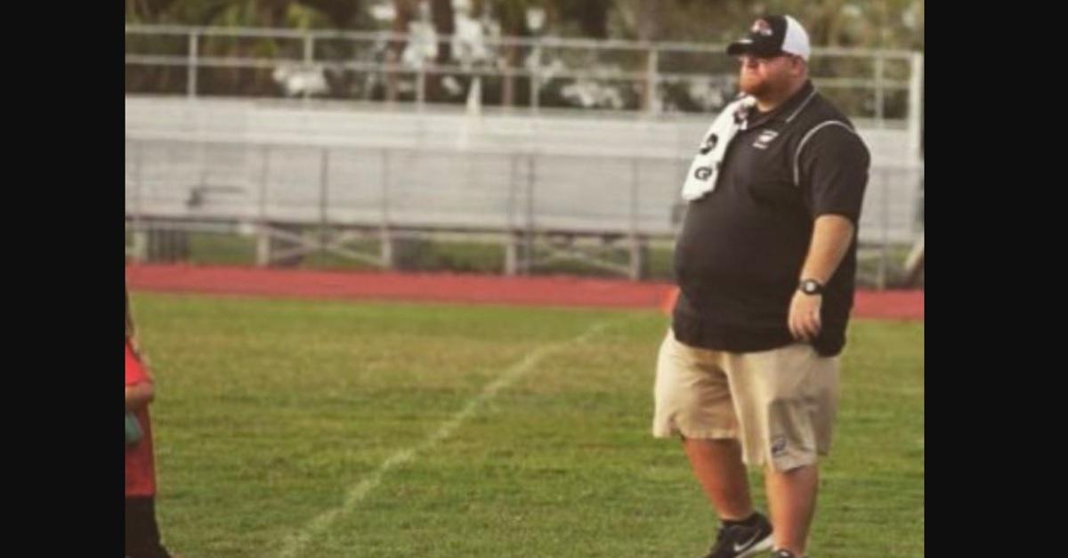 Football coach among those slain in tragic Florida school shooting