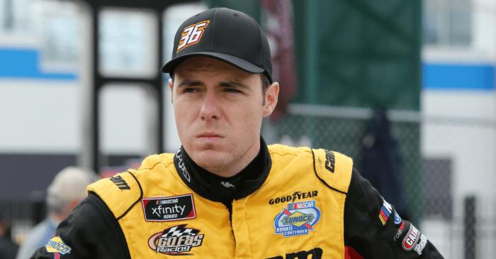 NASCAR's new rule already ruined a driver's day at Daytona