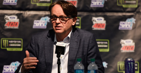NASCAR President speaks out after ratings plummet for Daytona 500