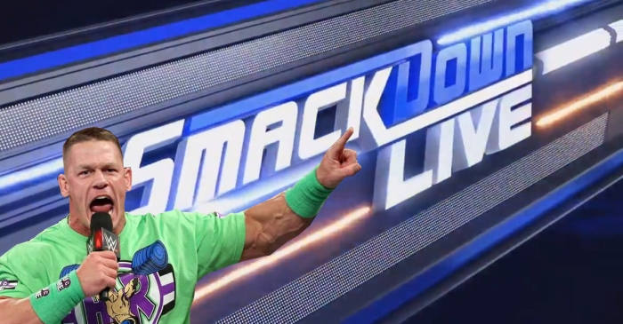 WWE SmackDown Live (2/27/2018): John Cena now has a path to WrestleMania
