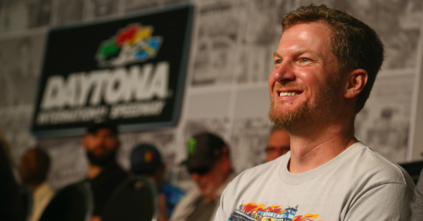 Dale Earnhardt Jr. says one young driver can change the face of NASCAR