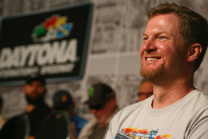 Dale Earnhardt Jr. pitches a change to keep a track from losing its NASCAR race