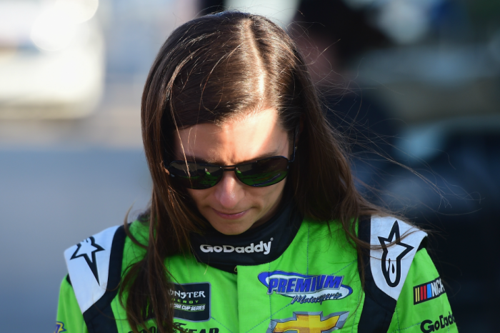 Here's how Danica Patrick's NASCAR career came to an end at Daytona