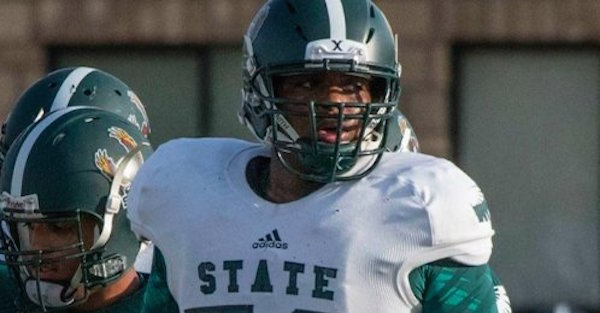 Massive 6'6″ and still-unsigned OL Jalan Robinson gives update on his own signing day