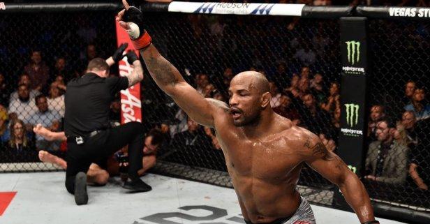 Yoel Romero won UFC Middleweight title fight, won't be crowned champion