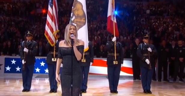 Fergie apologizes for historically bad rendition of National Anthem during NBA All-Star Game