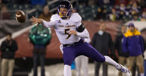 Grad transfer QB Garnder Minshew has reportedly made a decision