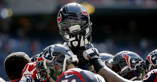 Lawsuit has been filed against the Houston Texans alleging some despicable behavior