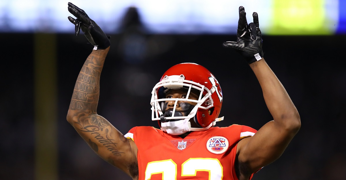Chiefs reportedly set to jettison another former Pro Bowler from the roster in a trade