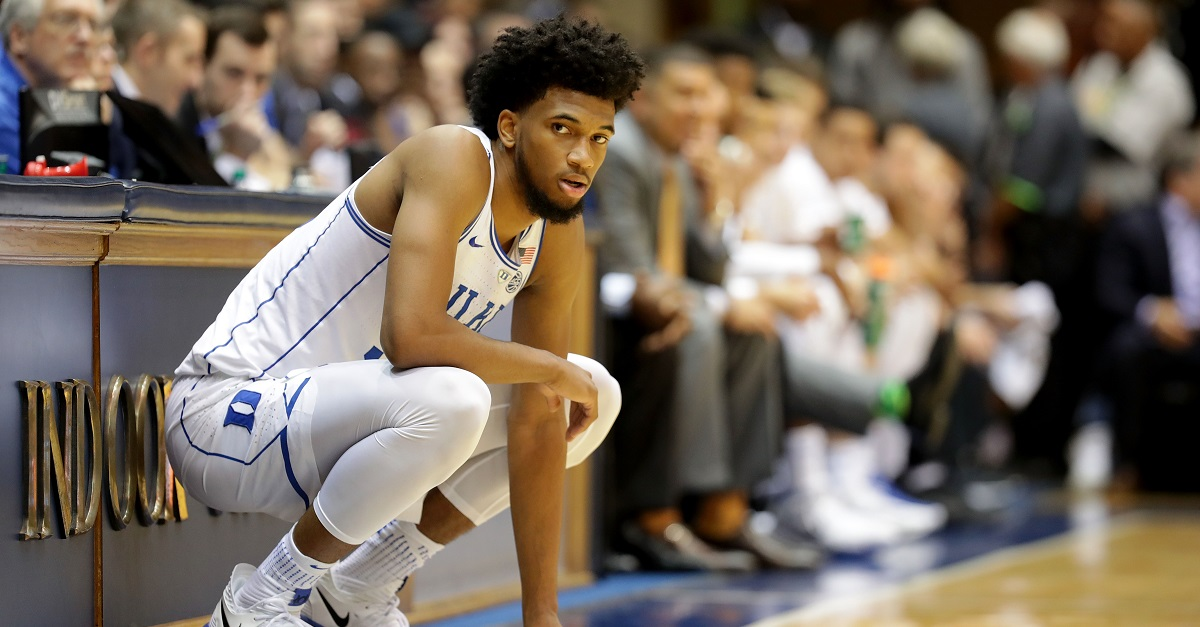 Coach K reveals that Marvin Bagley's injury may be more severe than previously thought