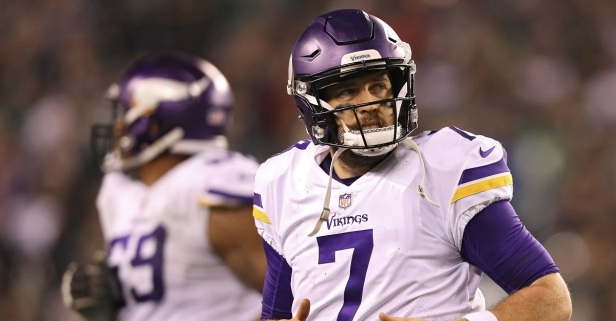 Vikings QB situation becomes clearer with latest reported move