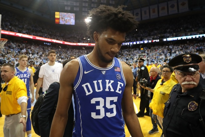 Duke gets brutal news on the Marvin Bagley front ahead of top-15 matchup