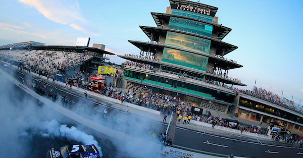Analyst says letting NASCAR drivers into IMS Hall of fame is 'spitting in the face of tradition