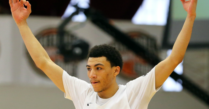 Five-star PG Jahvon Quinerly commits to Big East power after loose connection to FBI probe