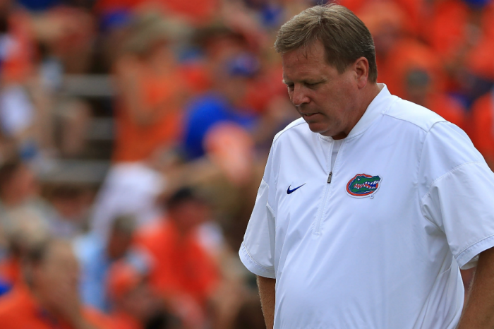 """Former Florida head coach Jim McElwain reportedly a """"strong candidate"""" to take his next college job"""