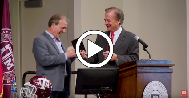 Texas A&M Gave Jimbo Fisher a Blank National Championship Plaque