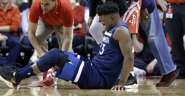 All-Star guard Jimmy Butler receives diagnosis on leg injury